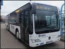 Mercedes Citaro Ii Regionalbus Rostock In Rostock Am