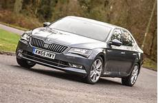 2016 Skoda Superb 2 0 Tsi 280 4x4 Dsg Review Review Autocar
