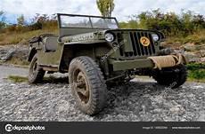 V 233 Hicule Jeep Militaire Am 233 Ricain De La Seconde Guerre