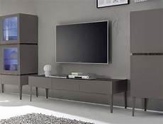 mobile a cassetti mobile porta tv grigio opaco block 2867 outletarreda