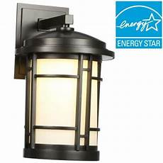 it s exciting lighting vivid series white indoor outdoor battery operated 5 led wall sconce iel
