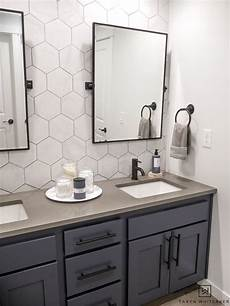 double sink bathroom vanity makeover taryn whiteaker