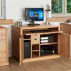 hidden home office furniture abdabs furniture hidden home office mobel oak