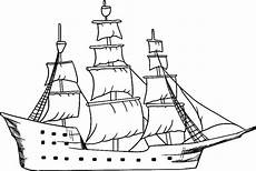 ausmalbilder piratenschiff kostenlos malvorlagen zum