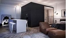 room in a box box room a compact modern apartment in moscow design swan
