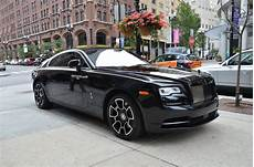 rolls royce black badge wraith used 2017 rolls royce wraith black badge for sale special