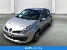 Renault Clio Iii Clio 1 5 Dci 85 Exception Alcopa Auction