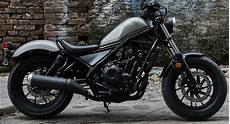 Is Honda S 2017 Rebel 500 Abs The Second Bike For