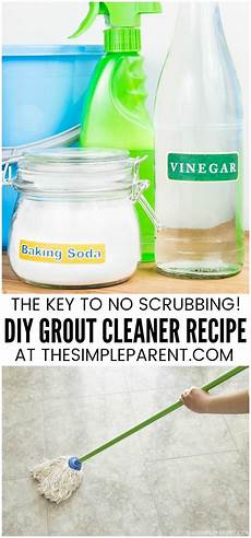 Bathroom Cleaner With Baking Soda And Vinegar 5 easy steps how to clean grout with vinegar and baking