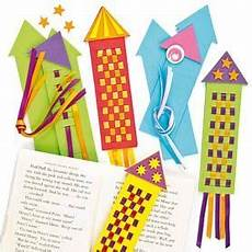 woven rocket bookmark clever for