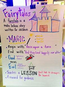 tale lesson 3rd grade 15011 fairytale anchor chart fairytale lessons tales preschool tales kindergarten