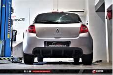 Cat Back Scorpion Renault Clio 3 Rs Cavaillon