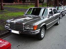 W 116 W 126 S Klasse Fotos Fahrzeugbilder De