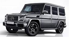 Mercedes G Class Signs With Parting Limited Edition