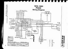 honda express wiring diagram re wiring diagram 1980 honda pa 50 moped army