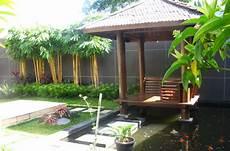Desain Eksterior Taman Rumah