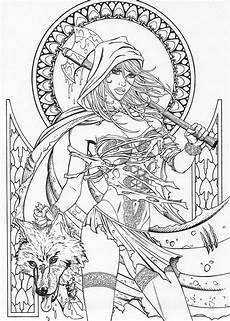 grimm tales coloring page in 2019 coloring
