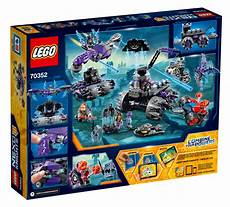 lego nexo knights jestro s headquarter 70352 at