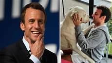 Emmanuel Macron Der Name Seines Hundes Sorgt Ordentlich