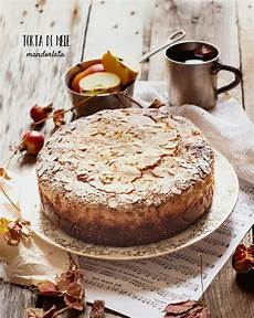 dolci da credenza torta di mele mandorlata dolci di frolla