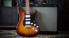 start guitar fender player series stratocaster hsh electric guitar demo and features