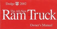 online car repair manuals free 2002 dodge ram 3500 security system 2002 dodge ram 1500 pickup owners manual original oem truck owner guide book