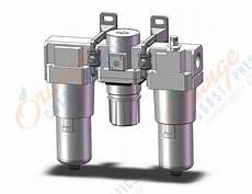 smc ac50 n06 3z b frl combo modular 3 4 npt ac mass pro