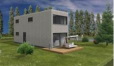 Haus Containerbauweise
