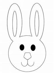 Malvorlagen Osterhase Kopf Bunny With Ears Coloring Page Search