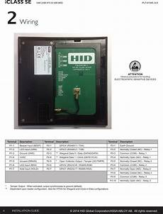 iclassu90 iclass se u90 reader user manual iclass se u90 reader installation guide hid global