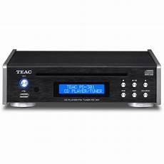 cd player mit usb anschluss teac pd 301 cd player with fm tuner and usb port