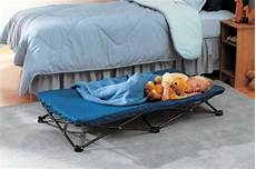 regalo my cot portable toddler bed royal blue new free