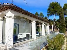 Rideau De Verre Fermeture De Balcon Terrasse Pour
