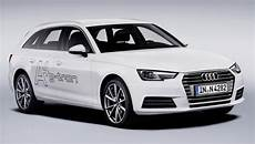 Audi Introduces New A4 Avant G Audi E Gas Offered As