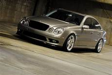 W211 Mercedes E55 Amg 28 Mbworld
