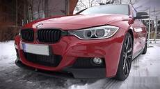 Bmw F30 3 Series With The M Performance Package