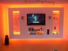 Die Besten 25 Tv Wand Trockenbau Ideen Auf Tv