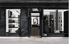 karl lagerfeld opens his concept store global blue