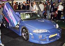 mitsubishi eclipse has to be one of the most