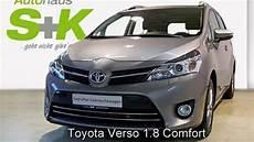 Toyota Verso 1 8 7 Sitzer Comfort 077510 Bronze Metallic