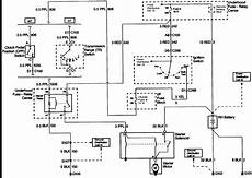 93 gmc battery wire diagram a 97 gmc yukon power to everything installed new battery turn key and nothing all