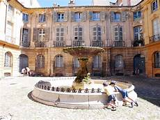 Afternoon In Aix En Provence Sometime Traveller