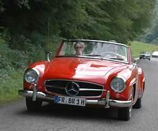 Mercedes Cabrio Oldtimer