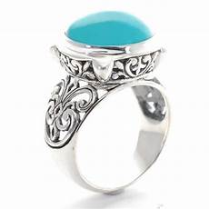 sterling silver turquoise bali jewelry wedding