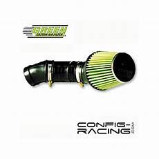 kit admission directe green peugeot 207 rc config racing