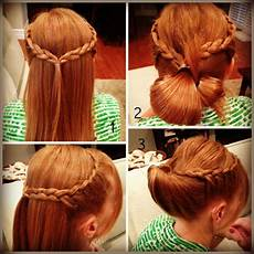 easy quick hairstyles for long hair for school hairstyle