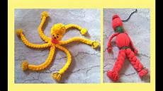 Basteln Mit Wolle - basteln f 252 r kinder figuren aus wolle julebuergerfee
