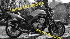 honda cbf 600 na pc43 arrow auspuff arrow exhaust