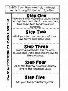 standard algorithm division 4th grade worksheets 6698 multiplication sheet multiplication math word walls sheets