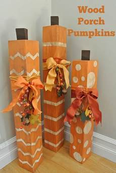Wood Decorations Outdoor by Pitterandglink 60 Beautiful Outdoor Fall Decor Ideas